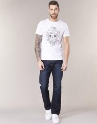 Îmbracaminte Bărbați Jeans drepti Replay WAITOM Albastru / Culoare închisă