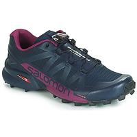 Pantofi Femei Trail și running Salomon SPEEDCROSS PRO 2 Negru / Violet