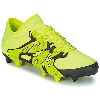 Încăltăminte Bărbați Fotbal adidas Performance X 15.1 FG/AG Galben