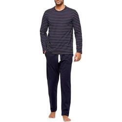 Îmbracaminte Bărbați Pijamale și Cămăsi de noapte Impetus GO61024 039 albastru
