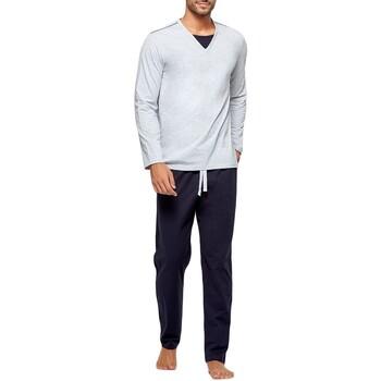 Îmbracaminte Bărbați Pijamale și Cămăsi de noapte Impetus GO62024 073 Gri