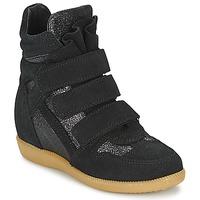 Pantofi Fete Pantofi sport stil gheata Acebo's MILLIE Negru