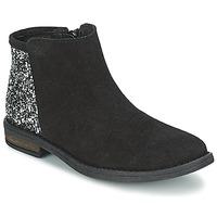 Pantofi Fete Ghete Acebo's MERY Negru
