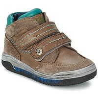 Încăltăminte Fete Pantofi sport stil gheata Acebo's ACERA Taupe