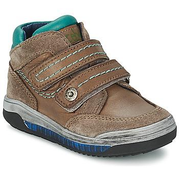 Pantofi Fete Pantofi sport stil gheata Acebo's ACERA Taupe