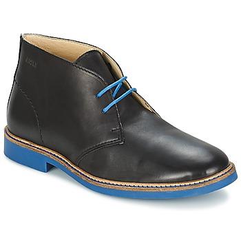 Pantofi Bărbați Ghete Aigle DIXON MID 3 Negru
