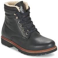 Pantofi Bărbați Ghete Panama Jack PANAMA Negru