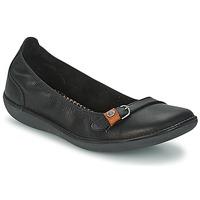 Pantofi Femei Balerin și Balerini cu curea TBS MALINE Negru
