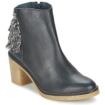 Pantofi Femei Botine Miista BRIANNA Albastru / Bleumarin
