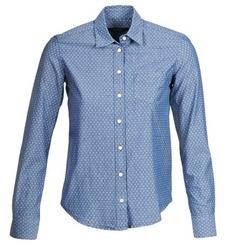 Îmbracaminte Femei Cămăși și Bluze Gant EXUNIDE Albastru