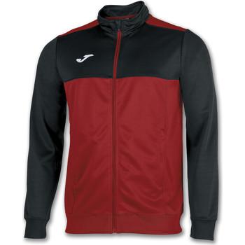 Îmbracaminte Băieți Bluze îmbrăcăminte sport  Joma Veste enfant  Winner rouge/noir