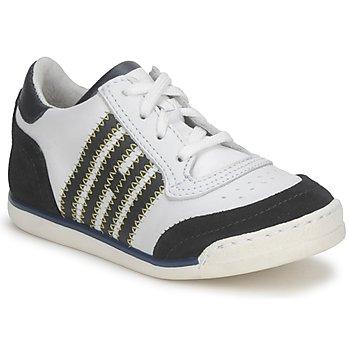 Încăltăminte Copii Pantofi sport Casual Hip ARCHIK Alb / Albastru