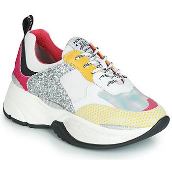 Pantofi Femei Pantofi sport Casual Meline PUNKY DADDY Alb / Roz