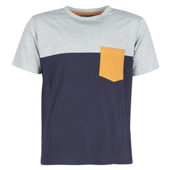 Îmbracaminte Bărbați Tricouri mânecă scurtă Casual Attitude JERMENE Gri / Bleumarin