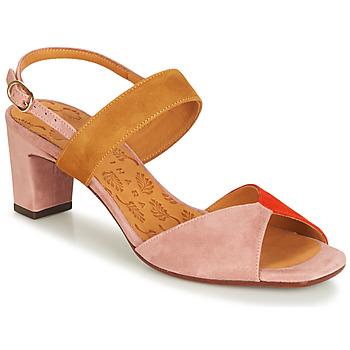 Pantofi Femei Sandale și Sandale cu talpă  joasă Chie Mihara LUZULA Roz