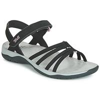 Pantofi Femei Sandale  Teva ELZADA SANDAL WEB Negru