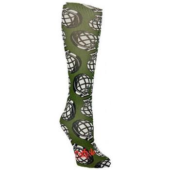 Accesorii textile Bărbați Sosete Catfish  verde