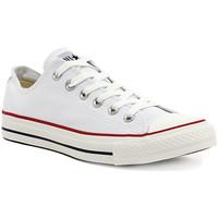 Pantofi Femei Pantofi sport Casual Converse ALL STAR OX  OPTICAL WHITE Multicolore