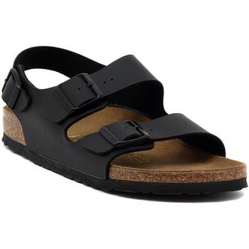 Pantofi Sandale  Birkenstock MILANO BLACK CALZ S Multicolore