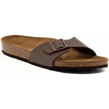 Pantofi Femei Papuci de vară Birkenstock MADRID MOCCA CALZ S Marrone