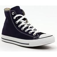 Pantofi Copii Pantofi sport stil gheata Converse ALL STAR HI NAVY Multicolore