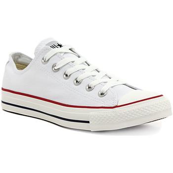 Pantofi Fete Pantofi sport Casual Converse ALL STAR OPTICAL WHITE OX Multicolore