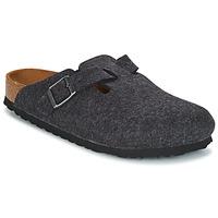 Pantofi Saboti Birkenstock BOSTON Gri