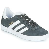 Pantofi Copii Pantofi sport Casual adidas Originals GAZELLE C Gri