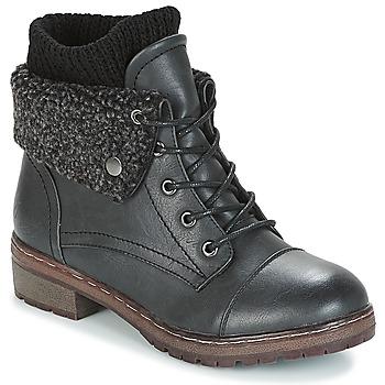 Pantofi Femei Ghete Coolway BRING Negru