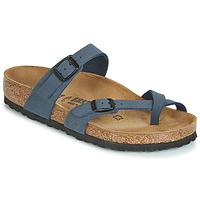 Pantofi Femei Papuci de vară Birkenstock MAYARI Bleumarin
