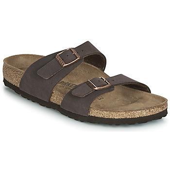 Pantofi Femei Papuci de vară Birkenstock SYDNEY Maro