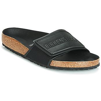 Pantofi Bărbați Papuci de vară Birkenstock TEMA Negru