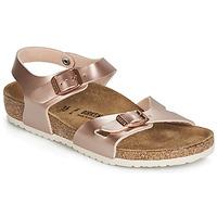 Pantofi Fete Sandale  Birkenstock RIO Roz