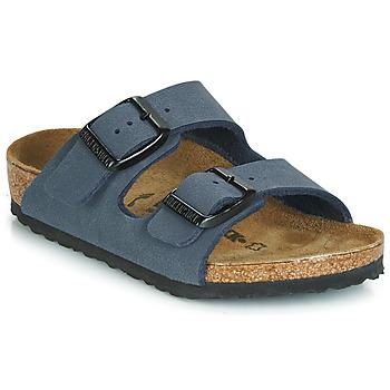 Pantofi Băieți Papuci de vară Birkenstock ARIZONA Navy