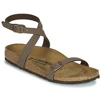 Pantofi Femei Sandale și Sandale cu talpă  joasă Birkenstock DALOA Maro
