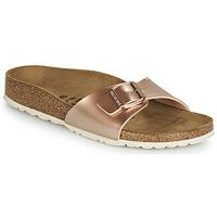 Pantofi Femei Papuci de vară Birkenstock MADRID Roz / Auriu