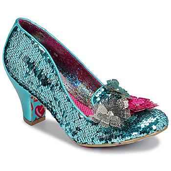 Încăltăminte Femei Pantofi cu toc Irregular Choice CARIAD Albastru