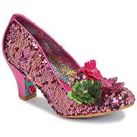 Pantofi Femei Pantofi cu toc Irregular Choice CARIAD Roz