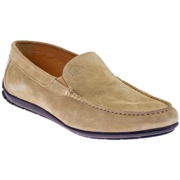 Pantofi Bărbați Mocasini Lumberjack  Bej