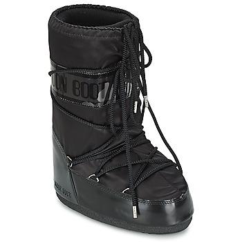 Pantofi Femei Cizme de zapadă Moon Boot MOON BOOT GLANCE Negru