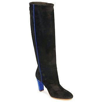 Pantofi Femei Cizme casual Michel Perry 13184 Negru