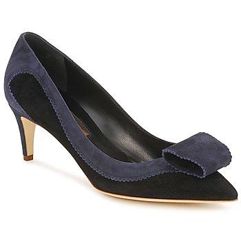 Pantofi Femei Pantofi cu toc Rupert Sanderson BESSIE Albastru / Negru