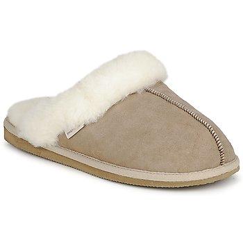 Pantofi Femei Papuci de casă Shepherd JESSICA Bej