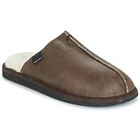 Pantofi Bărbați Papuci de casă Shepherd HUGO Maro