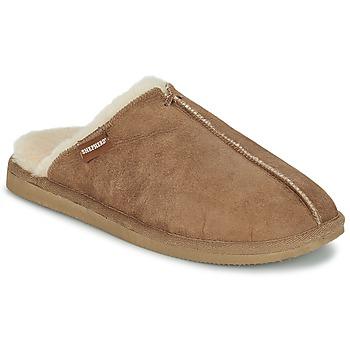 Pantofi Bărbați Papuci de casă Shepherd HUGO Camel