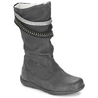 Pantofi Fete Cizme casual Primigi (enfant) CHARLIZE Negru