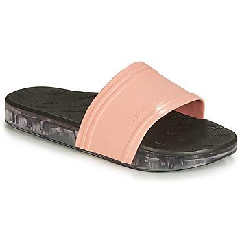 Pantofi Femei Papuci de vară Melissa RIDER SLIDE Nude