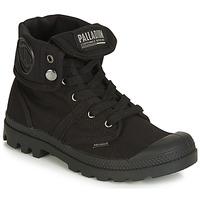 Pantofi Femei Ghete Palladium PALLABROUSE BAGGY Negru