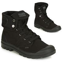 Pantofi Bărbați Ghete Palladium PALLABROUSE BAGGY Negru
