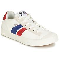 Încăltăminte Pantofi sport Casual Palladium PALLAPHOENIX FLAME C Alb